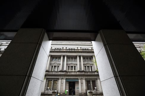 Bank of Japan Sees Inflation Nearing Target in 2015