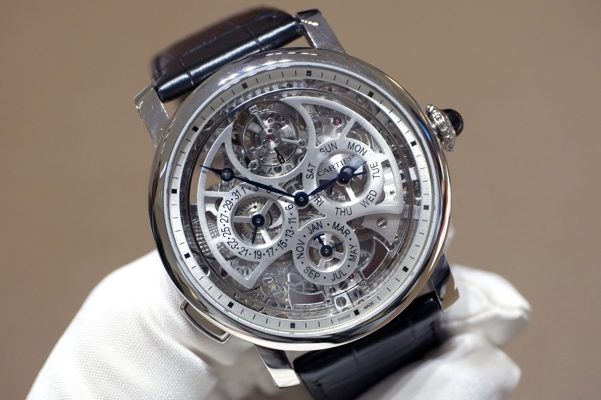 Cartier Just Made Its Most Complicated Watch Ever, and It ...