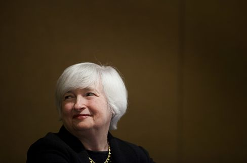 U.S. Federal Reserve Vice Chairman Janet Yellen