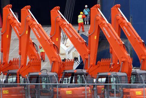 Most Asian Stocks Rise on U.S. Jobs Data, Japan Machinery