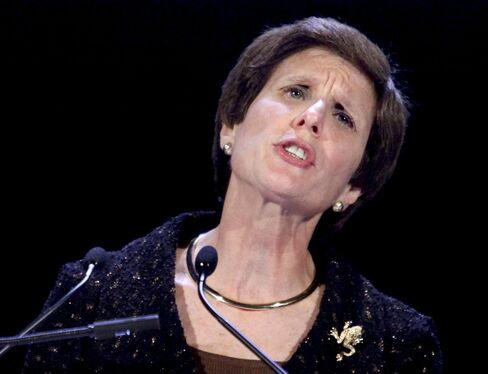 Kraft CEO Irene Rosenfeld