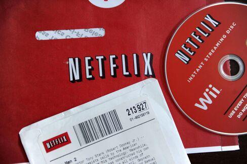 Netflix Falls as Warner Bros. Offers Facebook Movies