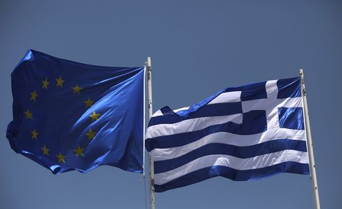Bankers Advise Greece Don't Cry Like Argentina
