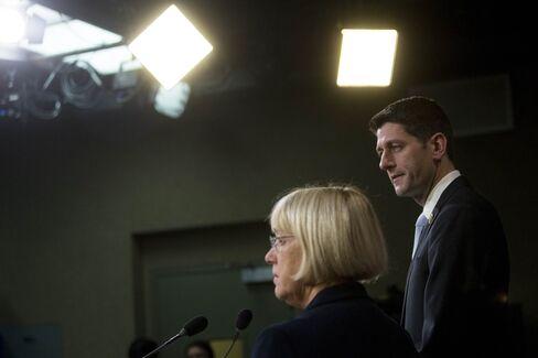 U.S. Representative Paul Ryan & Senator Patty Murray