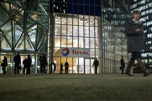 Total Headquarters Stand in Paris