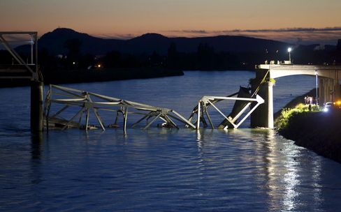 Washington State Bridge Collapse Shows Structural Decay Dangers