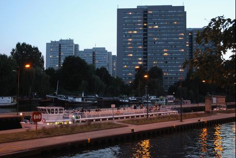 Blackstone Joins Goldman Selling German Housing
