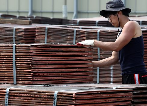 Doubling Orders for Copper Supply Signal Rally