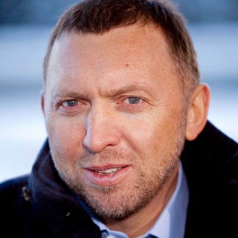 Oleg Deripaska CEO of United Co. Rusal