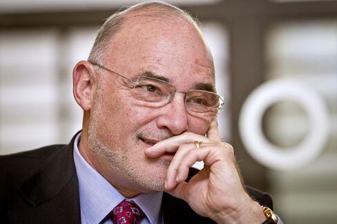 Hewlett-Packard CEO Leo Apotheker