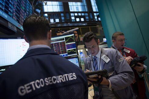 Getco Profit Plunges 82% Amid Slump in Stock-Trading Volumes