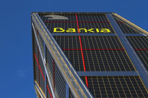 Bankia Among Spanish Lenders Winning EU Approval for Bailouts