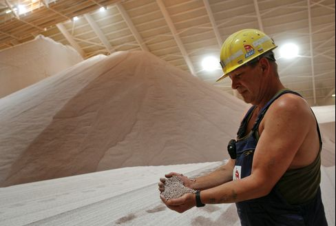 K+S Potash Heritage Under Threat as Investors Question Mine