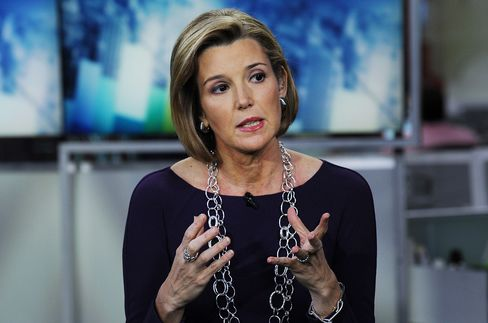 Former Bank Executive Sallie Krawcheck