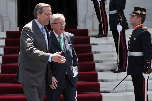 Greece Won't Need New Budget Cuts After Depa Blow, Samaras Says
