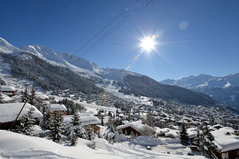 Ski-in-Ski-out Verbier Offices Hold Post-Crisis Trading Appeal