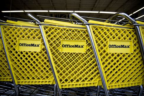 Office Depot, OfficeMax to Combine to Compete With Staples