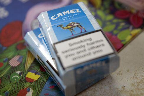 Camel Cigarettes by Reynolds American
