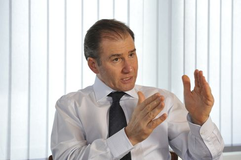Glencore International CEO Ivan Glasenberg