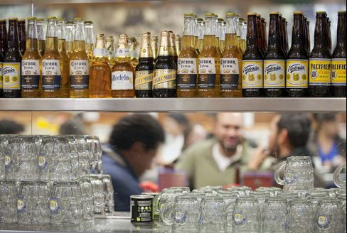 Merger Loans Most Since 2008 as AB InBev Borrows