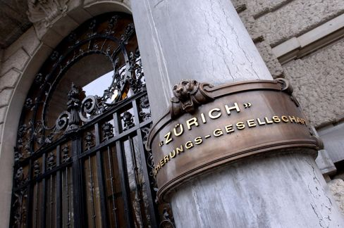 Zurich Defends Accounts as Ackermann Exits After CFO's Suicide