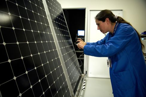 Solar Purge Drives Weakest Into Buyouts