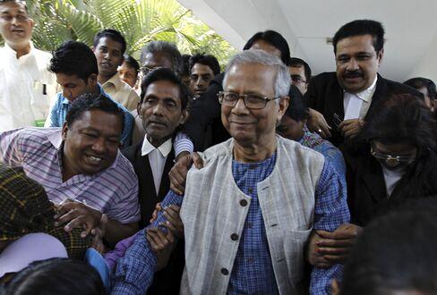 Nobel Laureate Muhammad Yunus
