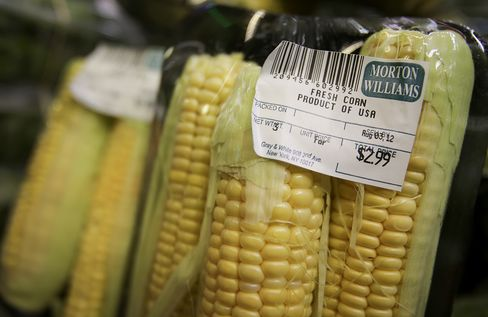 Drought in U.S. Seen Prompting Record Crop-Insurer Payouts