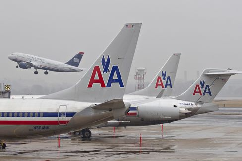 AMR Chief Sees US Airways Merger Review Concluding in Weeks