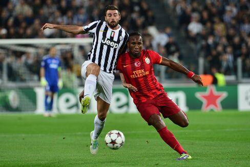 Former Chelsea Star Didier Drogba
