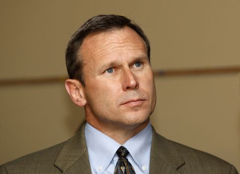Encana Corp. Chief Executive Officer Doug Suttles