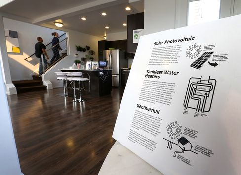 Solar Panel Is Next Granite Countertop for New U.S. Home: Energy