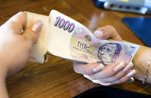 Czech Koruna May Be Next Franc