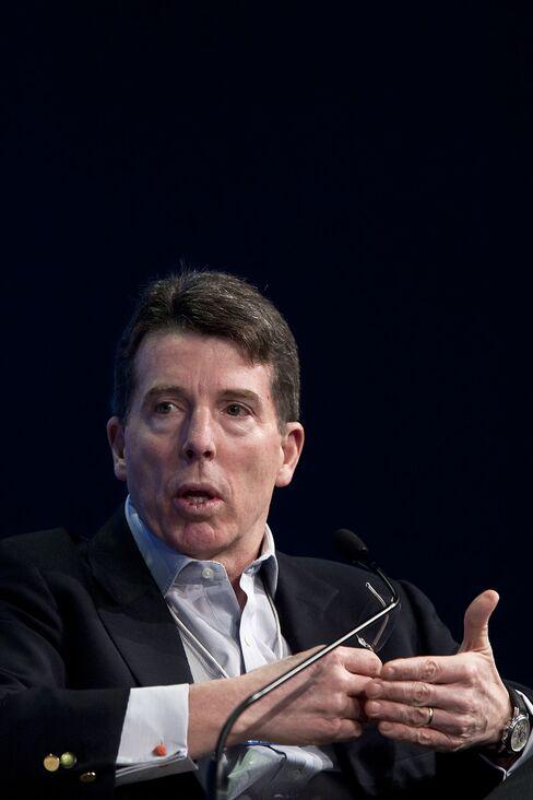 Barclays Chief Executive Officer Robert Diamond