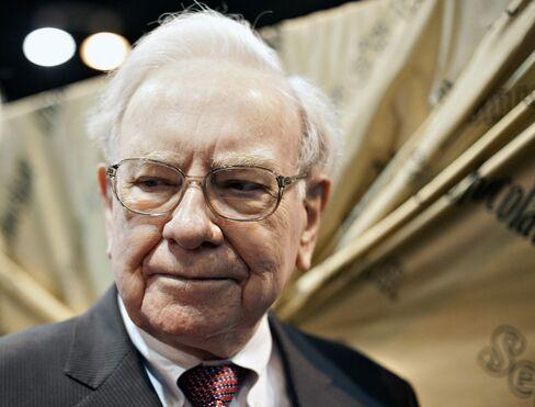 Berkshire Hathaway Inc. Chief Executive Officer Warren Buffett