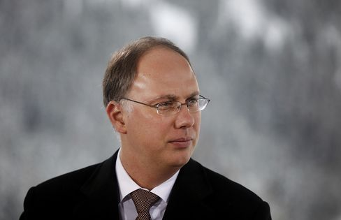 Russias Direct Investment Fund Head Kirill Dmitriev