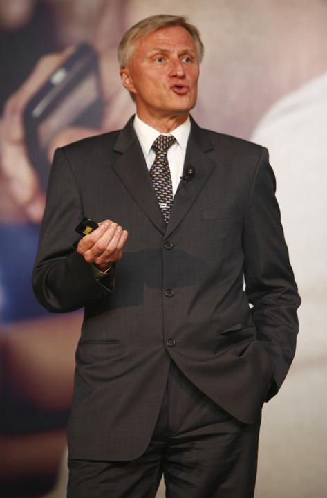 Nokia's Smartphones Chief Anssi Vanjoki