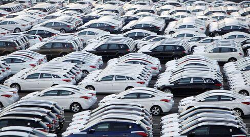 Hyundai kia target sales of 7 million vehicles in 2012 bloomberg