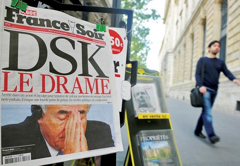 What l'Affaire DSK Teaches the French