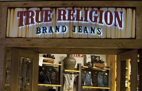 True Religion Owners Seen Praying for Bid Erasing Loss: Real M&A