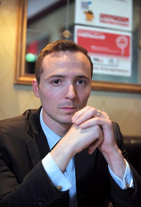 Federation des Auto-Entrepreneurs Head Gregoire Leclercq