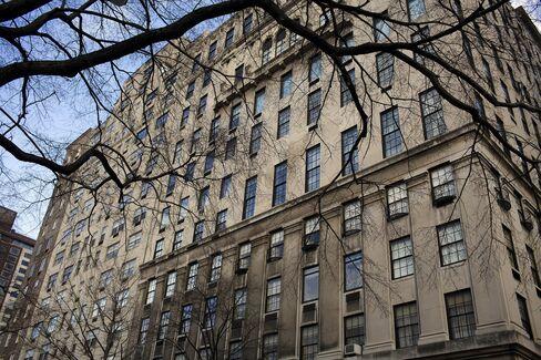 Upper East Side in Manhattan