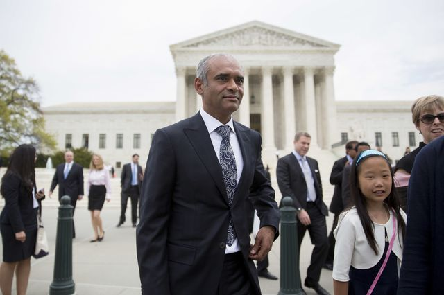 Chet Kanojia, chief executive officer ofAereoInc., and a loser at the Supreme Court.