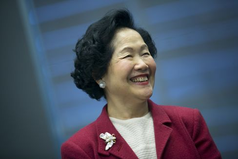 Hong Kong's Former Chief Secretary Anson Chan