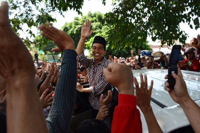 Even frontrunner Joko Widodo in Indonesia has been bitten by the nationalist bug in the presidential campaign.