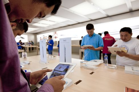 Apple Profit Seen Rising as IPad Buying Makes Up for IPhone