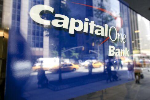 Capital One Beats JPMorgan in Stress Test