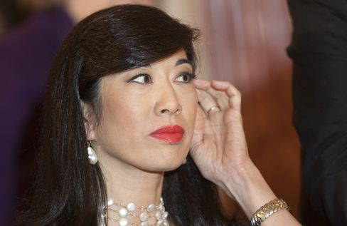 Avon Products Inc. CEO Andrea Jung