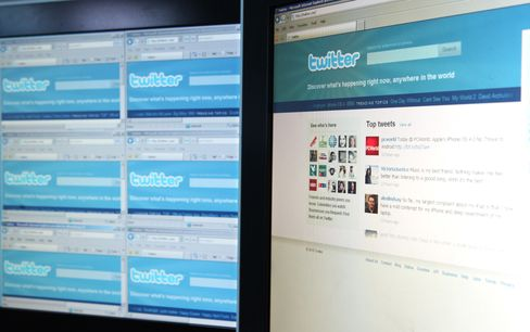 Tweeting Rules May Leave Brokers With Not Much to Say