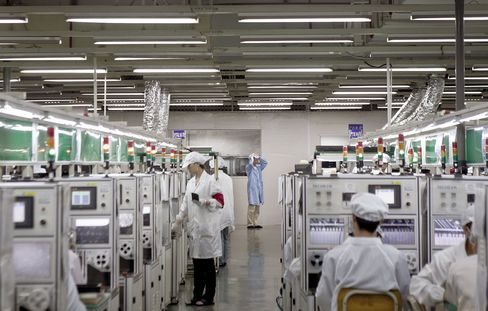 Foxconn Says Interns Free to Leave After Reports of Forced Work